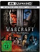 Warcraft: The Beginning 4K (4K UHD + Blu-ray + UV Copy) Blu-ray