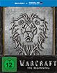 Warcraft: The Beginning (Limited Steelbook Edition) (Blu-ray + UV Copy)