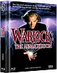 Warlock - The Armageddon (Limited Mediabook Edition) (Cover A) (AT Import) Blu-ray