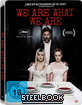 We are what we are (2013) - Steelbook