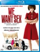 We want Sex (CH Import) Blu-ray