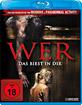 Wer - Das Biest in Dir Blu-ray