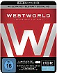 Westworld - Staffel Eins: Das Labyrinth 4K (3 4K UHD + 3 Blu-ray + UV Copy) Blu-ray