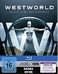 Westworld - Staffel Eins: Das Labyrinth (Limited Digipak Edition) (3 Blu-ray + UV Copy) Blu-ray