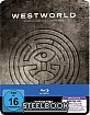 Westworld - Staffel Eins: Das Labyrinth (Limited Steelbook Edition) (3 Blu-ray + UV Copy) Blu-ray