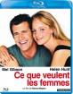 Ce que veulent les femmes (FR Import ohne dt. Ton) Blu-ray
