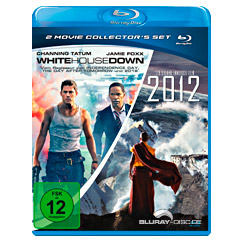 White House Down 2012 2 Movie Collector S Set Blu Ray Film Details