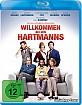 Willkommen bei den Hartmanns (Blu-ray + UV Copy) Blu-ray