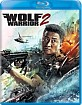 Wolf Warrior II (2017) (Blu-ray + DVD) (US Import ohne dt. Ton) Blu-ray