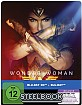 Wonder Woman (2017) 3D (Limited Steelbook Edition) (Blu-ray 3D + Blu-ray + UV Copy) Blu-ray