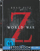 World War Z 3D  - Limited Steelbook Edition (Blu-ray 3D + Blu-ray + DVD) Blu-ray