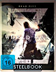 World War Z - Limited Steelbook Edition - UNCUT ! - ERSTAUFLAGE - OOP! OOS! RAR! - VERSAND IM LUFTPOLSTERUMSCHLAG !  - In Folie verschweißt! - Überweisung oder gebührenlos: PayPal For Friends!