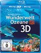 IMAX: Wunderwelt Ozeane 3D (Blu-ray 3D) Blu-ray