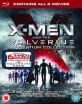 X-Men (1-6) - The Adamantium Collection (UK Import) Blu-ray