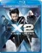 X-Men 2 (Blu-ray + DVD + Digital Copy) (Region A - US Import ohne dt. Ton) Blu-ray