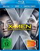 X-Men: Erste Entscheidung (Blu-ray + DVD + Digital Copy) Blu-ray