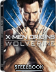X-Men Origins: Wolverine - Limited Edition Steelbook (Blu-ray + DVD) (UK Import ohne dt. Ton) Blu-ray