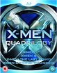 X-Men Quadrilogy (UK Import)