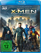 X-Men: Zukunft ist Vergangenheit (2014) 3D (Blu-ray 3D + Blu-ray + UV Copy) Blu-ray