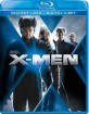 X-Men (Blu-ray + DVD + Digital Copy) (Region A - US Import ohne dt. Ton) Blu-ray