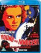 Young and Innocent (1937) (UK Import ohne dt. Ton) Blu-ray