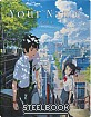Your Name (2016) - Limited Edition Steelbook (Blu-ray + DVD + CD) (FR Import ohne dt. Ton) Blu-ray