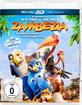 Zambezia - In jedem steckt ein kleiner Held 3D (Blu-ray 3D)