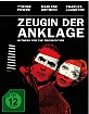 Zeugin der Anklage (1957) - Filmconfect Essentials (Limited Mediabook Edition) (Cover A)