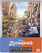 Zoomania (2016) 3D - Limited Edition Steelbook (Blu-ray 3D + Blu-ray) (CH Import) Blu-ray