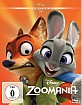 Zoomania (2016) (Disney Classics Collection #55) Blu-ray