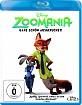Zoomania - Ganz schön ausgefuchst! Blu-ray