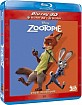 Zootopie (2016) 3D (Blu-ray 3D + Blu-ray) (FR Import ohne dt. Ton) Blu-ray