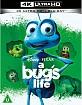 A Bug's Life 4K - Zavvi Exclusive (4K UHD + Blu-ray) (UK Import ohne dt. Ton) Blu-ray