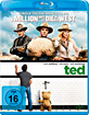 A Million Ways to Die in the West (2014) + Ted (2012) (Doppelset) Blu-ray