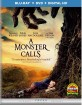 A Monster Calls (2016) (Blu-ray + DVD + UV Copy) (US Import ohne dt. Ton) Blu-ray