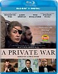 A Private War (2018) (Blu-ray + Digital Copy) (US Import ohne dt. Ton) Blu-ray