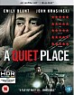 A Quiet Place (2018) 4K (4K UHD + Blu-ray) (UK Import) Blu-ray