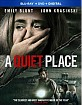 A Quiet Place (2018) (Blu-ray + DVD + UV Copy) (US Import ohne dt. Ton) Blu-ray