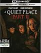 A Quiet Place: Part II 4K (4K UHD + Blu-ray + Digital Copy) (US Import) Blu-ray