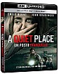 A Quiet Place: Un Posto Tranquillo 4K (4K UHD + Blu-ray) (IT Import) Blu-ray