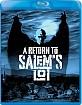 A Return to Salem's Lot (Region A - US Import ohne dt. Ton) Blu-ray