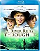 A River runs through it (US Import ohne dt. Ton) Blu-ray