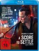 A Score to Settle (2019) Blu-ray
