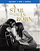 A Star Is Born (2018) (Blu-ray + DVD + Digital Copy) (US Import ohne dt. Ton) Blu-ray