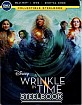 A Wrinkle in Time (2018) - Best Buy Exclusive Steelbook (Blu-ray + DVD + UV Copy) (US Import ohne dt. Ton) Blu-ray