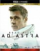 Ad Astra (2019) 4K (4K UHD + Blu-ray + Digital Copy) (US Import) Blu-ray