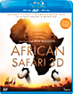 African Safari (2013) 3D (Blu-ray 3D) (CH Import) Blu-ray