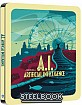 A.I. - Artificial Intelligence - Limited Edition Sci-Fi Destination Series #04 Steelbook (IT Import) Blu-ray