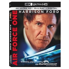 4K Ultra HDBlu ray Review: AIR FORCE ONE