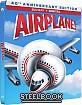 Airplane! - 40th Anniversary Steelbook (Blu-ray + Digital) (US Import) Blu-ray